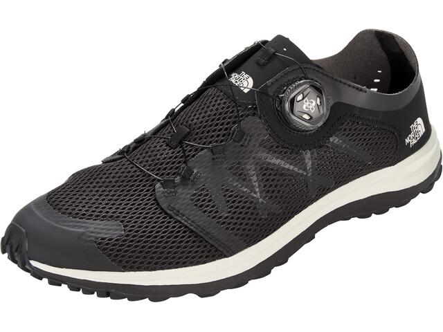ebb49c828 The North Face Litewave Flow Boa Shoes Men tnf black/vintage white